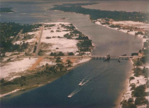 Perdido Key 1960 something