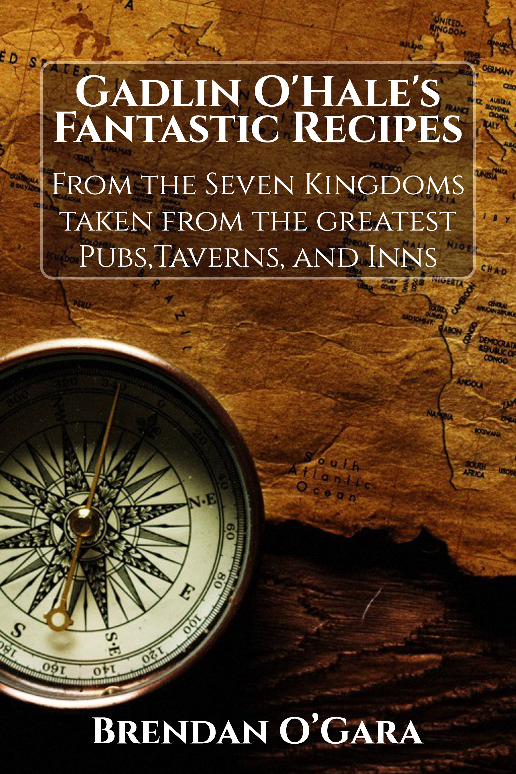 Gadlin O'Hale's Fantastic Recipes